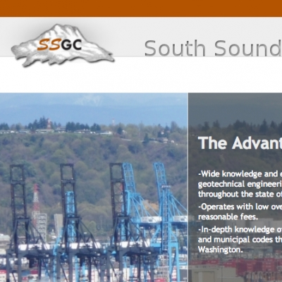 South Sound Geotechnical Consulting