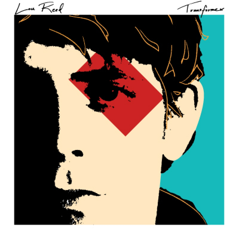 Create An Album Cover Andy Warhol Style on Trace The Shapes