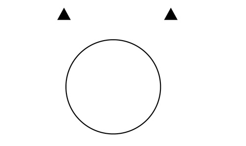 wrap object around circular path