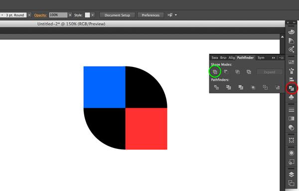 New Illustrator Tutorials: Pathfinder Tool, Offsetting Paths