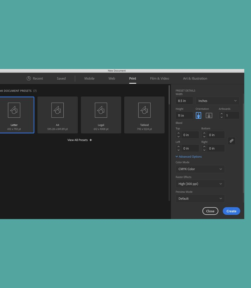 How to Export for Print Using Illustrator