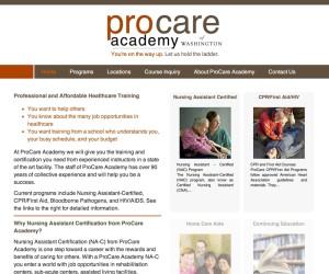 ProCare Academy of Washington