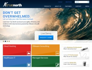 Launched True North ITG