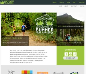 Launched Northwest Trail Runs