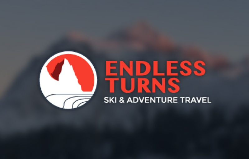 New Logo, New Site! Endless Turns Ski and Adventure Travel