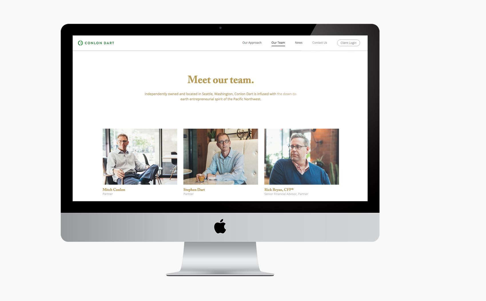 Team Members - Conlon Dart Wealth Management