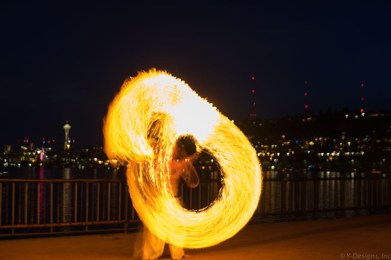 Gasworks – Fire Dancer