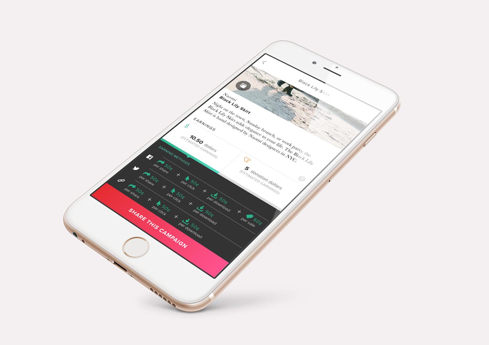 Social brand-influencer app Trenzi