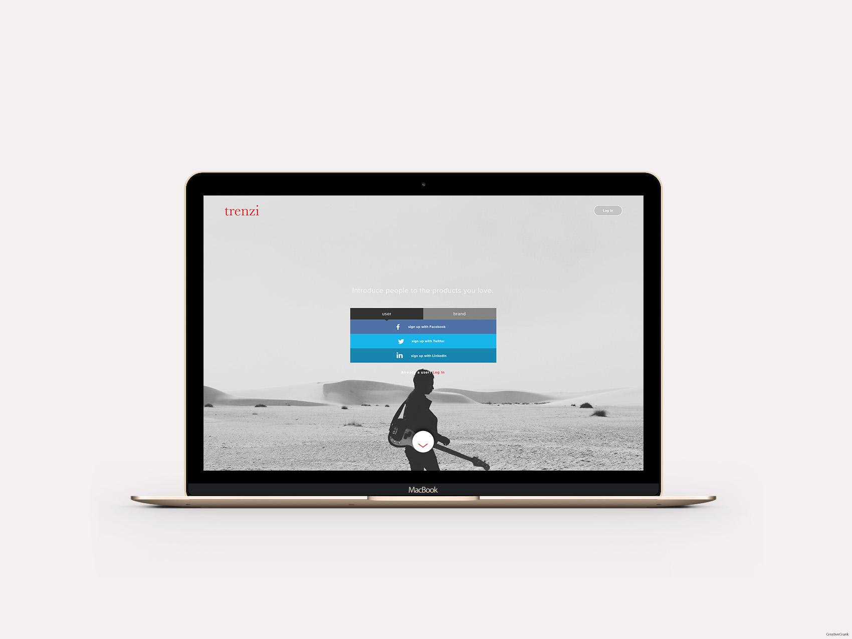 Trenzi - Brand Influencer platform