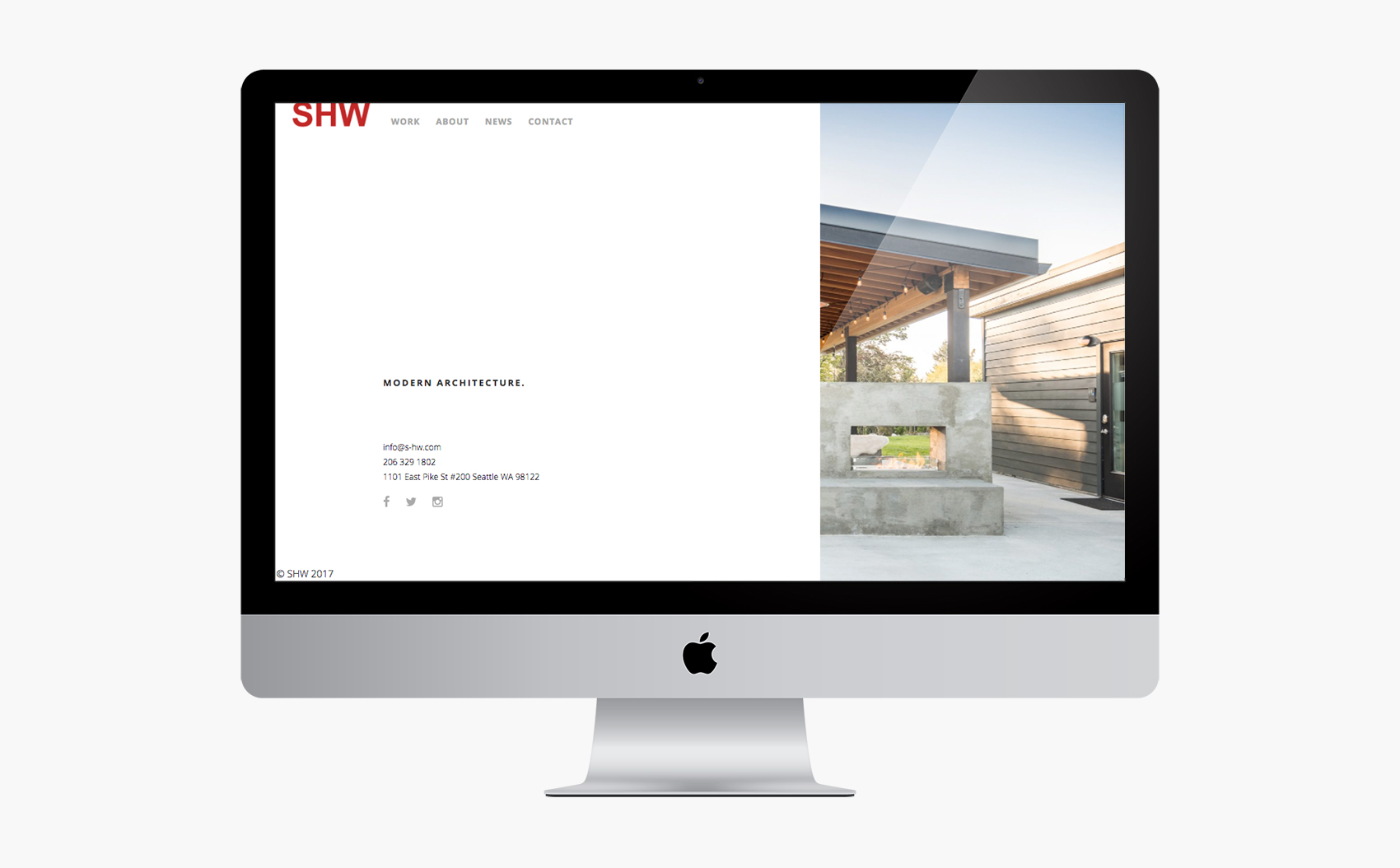 SHW Home Page